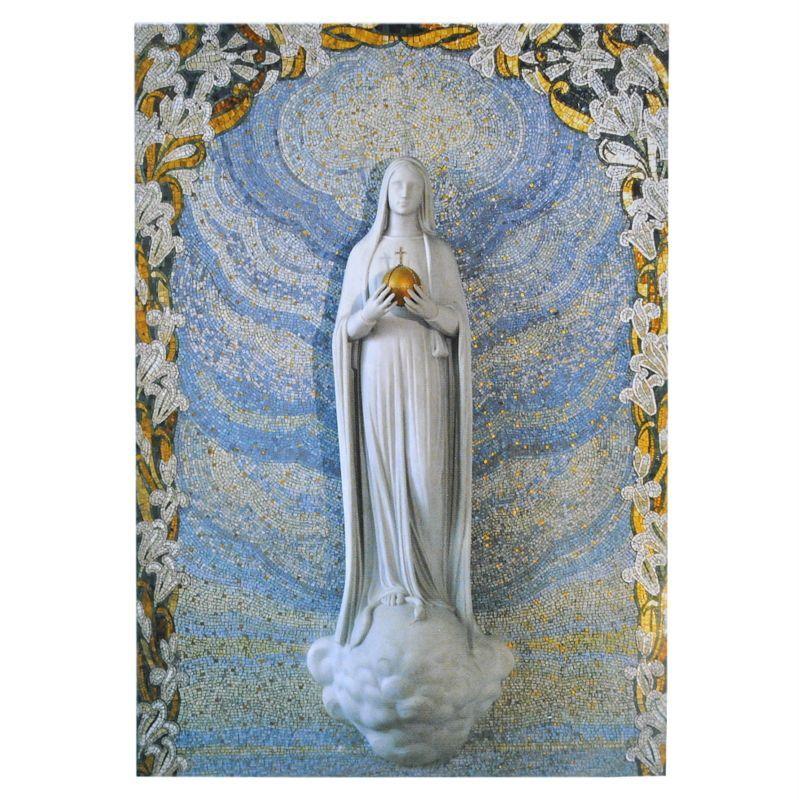 画像1: 《奇跡のメダイ教会》不思議のメダイのポストカード【普通郵便、宅急便コンパクト、宅急便可】